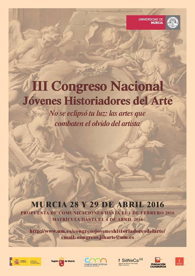 III Congreso nacional de jóvenes historiadores del arte