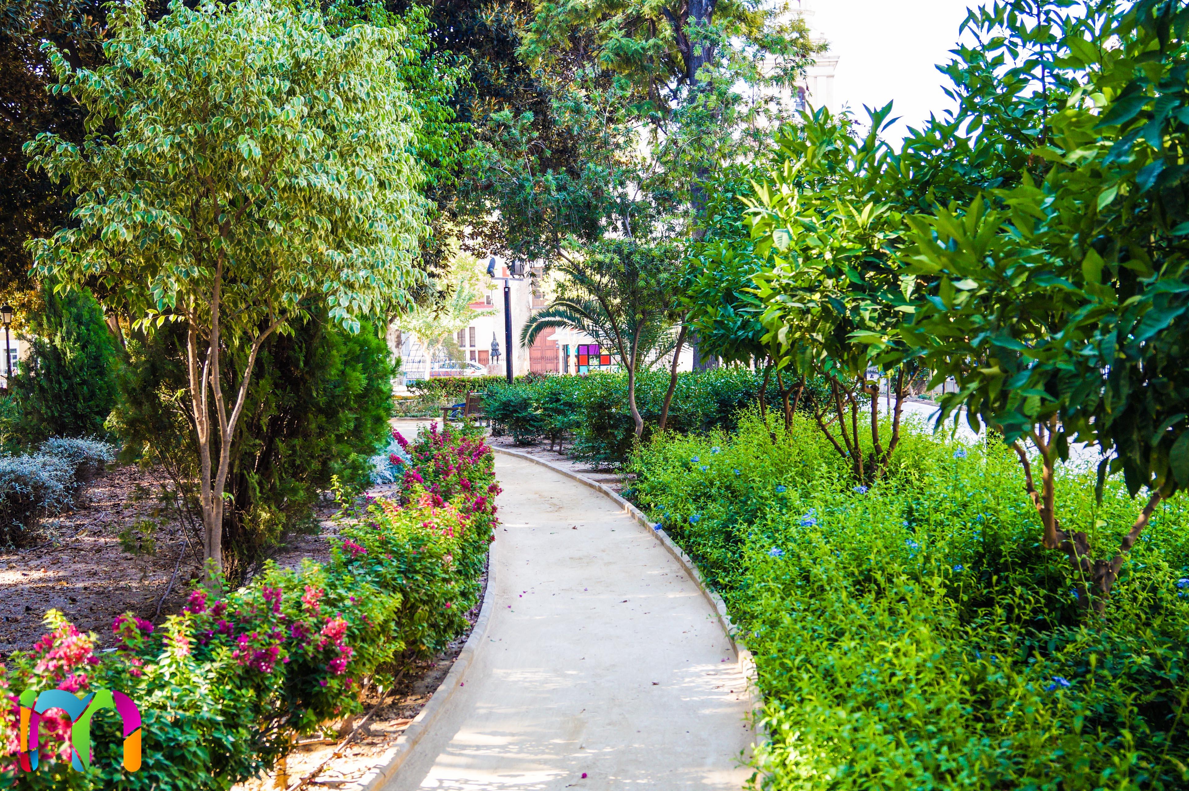 los secretos del jardin de floridablanca me encanta murcia