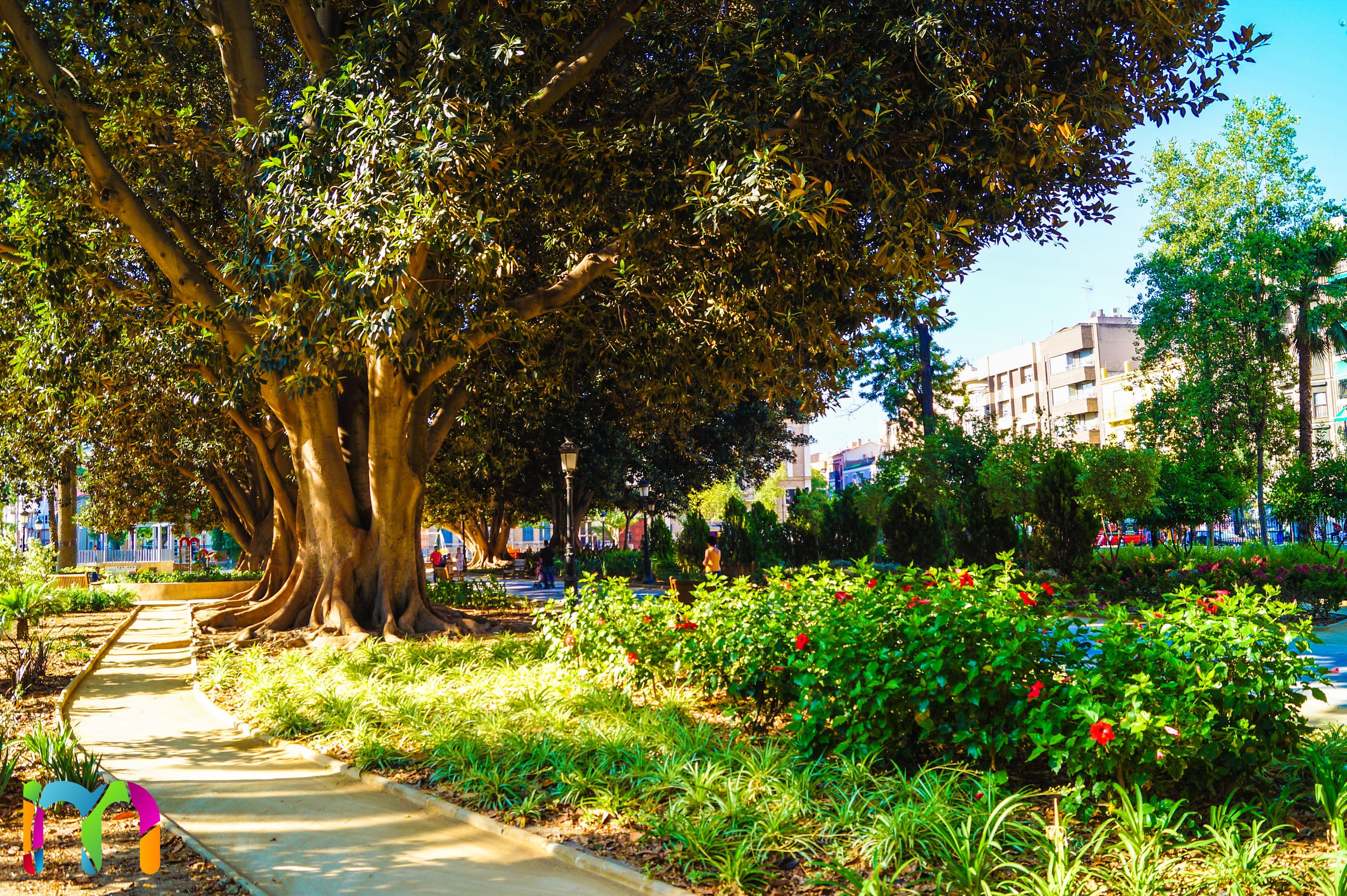 Los secretos del jardin de floridablanca me encanta murcia for Bazzel el jardin de los secretos